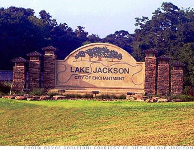 Lake Jackson, TX