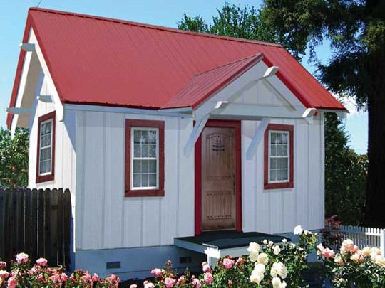 Tiny Home Designs: 57 Best Images About Prefab Cottage On Pinterest