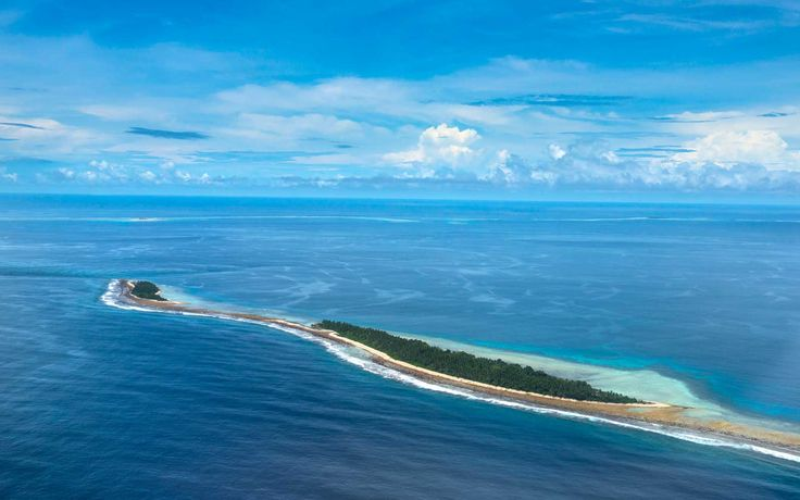 This Gorgeous Island Is the Least-visited Country in the World and We Don't Understand Why (Video) | The waters are rising though, so act fast.