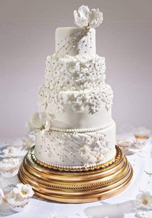 Svatební dorty - Úžasné dorty - Markéta Sukupová