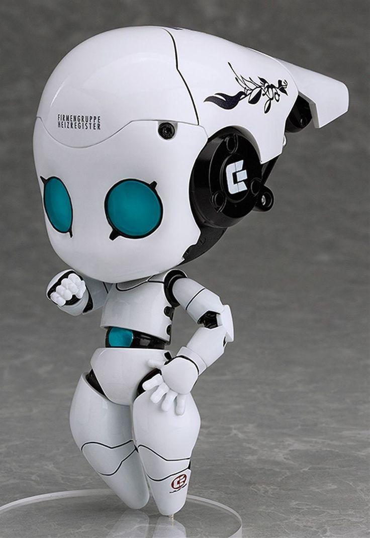 Yeah! Japanese Robots! // otamemo: ねんどろいど ドロッセルお嬢様チャーミング版 : おためも!