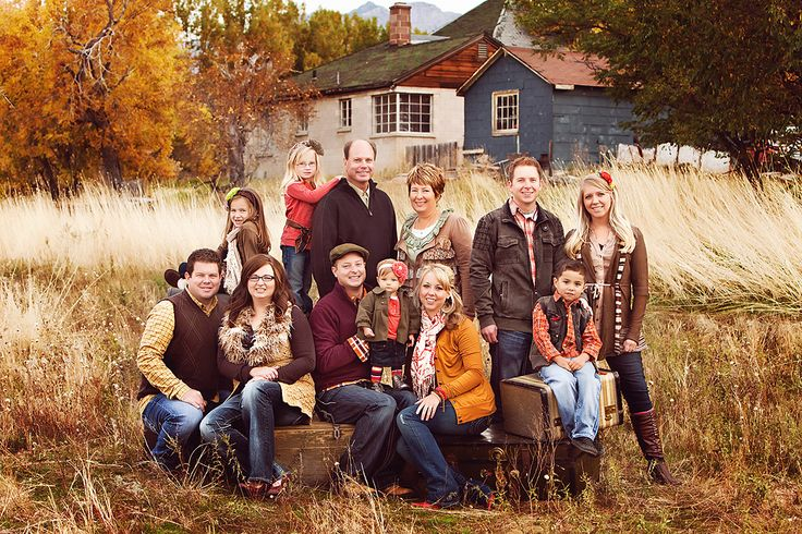 fall picture, clothing   highlite photography - love the props used for sitting!