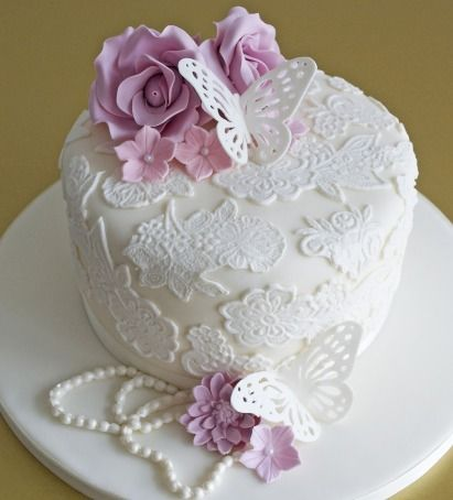 Elegant Birthday Cake Recipes