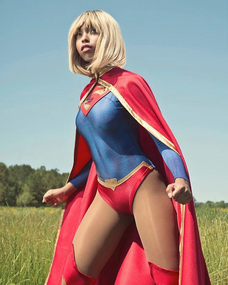 Supergirl Cosplay Flickr: Pin On Black Cosplay