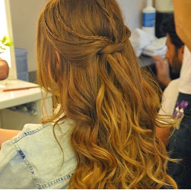 Boho hair inspiration #bohemian #bohobelle #bohohair