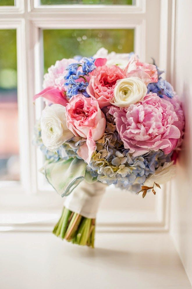 187 best Bridal Flowers images on Pinterest | Bridal bouquets ...