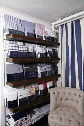 Sängkläder från Gant Home