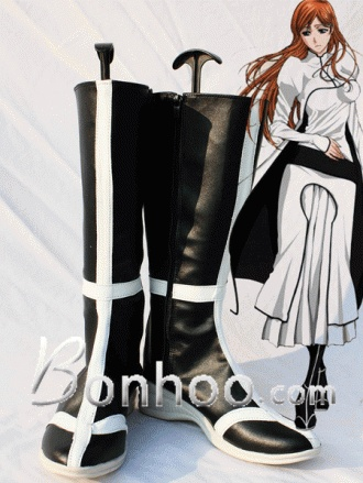 Bleach INOUE ORIHIME Cosplay boots