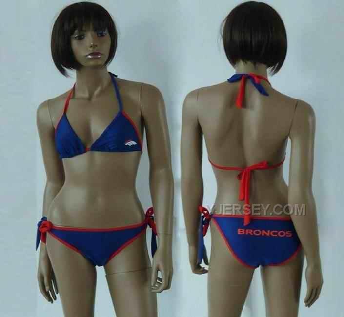 http://www.yjersey.com/denver-broncos-women-halter-bikini.html Only$30.00 DENVER BRONCOS WOMEN HALTER BIKINI Free Shipping!