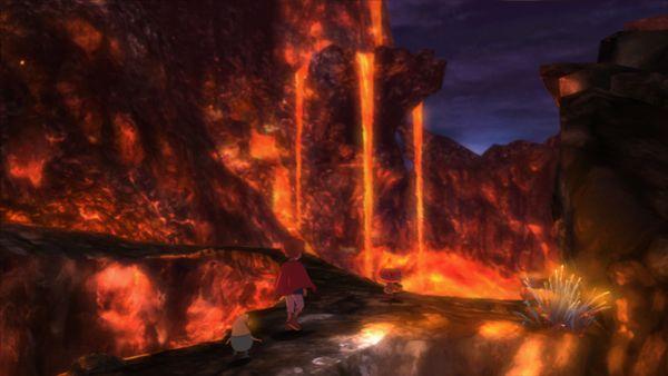 Material de Ni no Kuni: La ira de la Bruja Blanca en la Gamescom