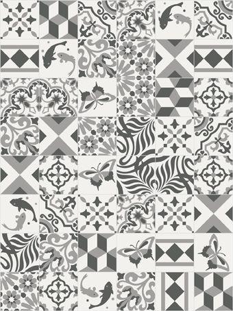28 best Patchwork Mosáico u2013 Fliesen   Tiles   Carreaux   Losas - trend fliesen
