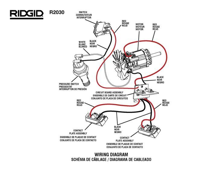 Wiring Diagram For 220 Volt Air Compressor