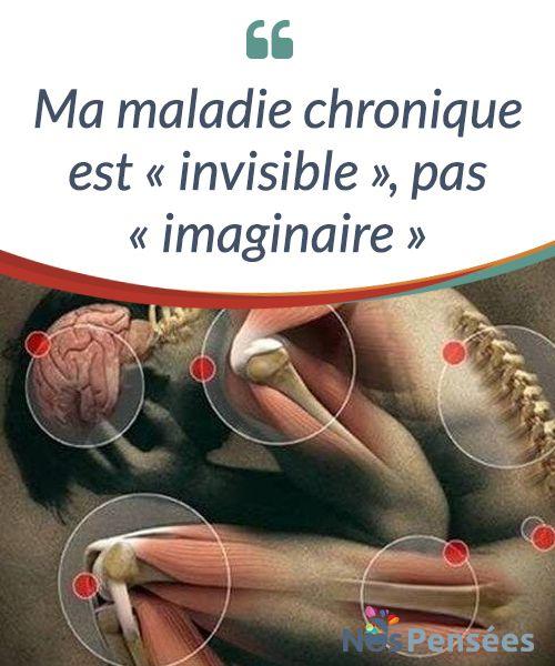 Ma maladie chronique est « invisible », pas « imaginaire »  Nous vivons dans une société où la maladie #chronique continue à être invisible. Nous parlons de réalités aussi dures que la #fibromyalgie qui est, pour beaucoup, une affection imaginaire grâce à laquelle on peut justifier ses absences #professionnelles  #Emotions