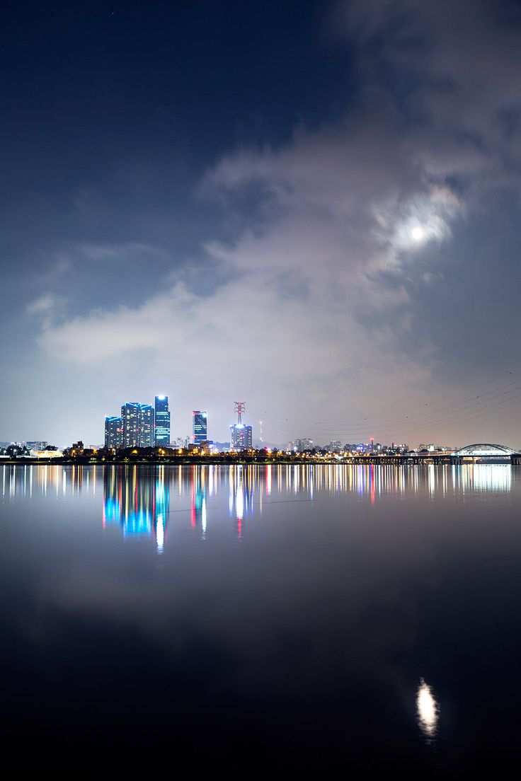 HAN RIVER |  한강 야경