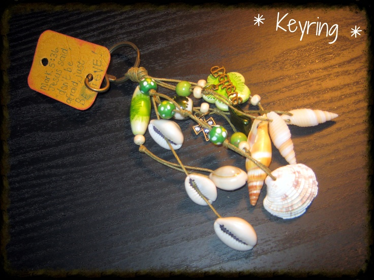 Assorted Christian Key Holders from R45-00.
