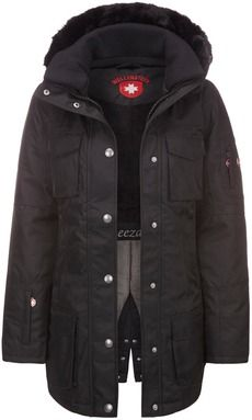 WELLENSTEYN: Schneezauber-Long-Jacke Winter - Jacken Damen Gesamtes Sortiment - Krüger Kleidung