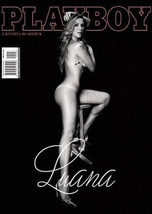"""Revista """"Playboy"""" divulga capa com Luana Piovani - Últimas Notícias - UOL TV e Famosos"""