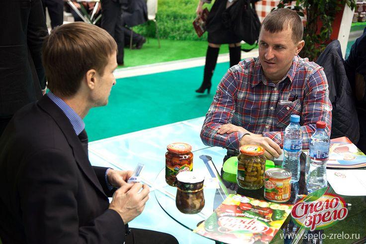 Вкусная консервация российского производства.