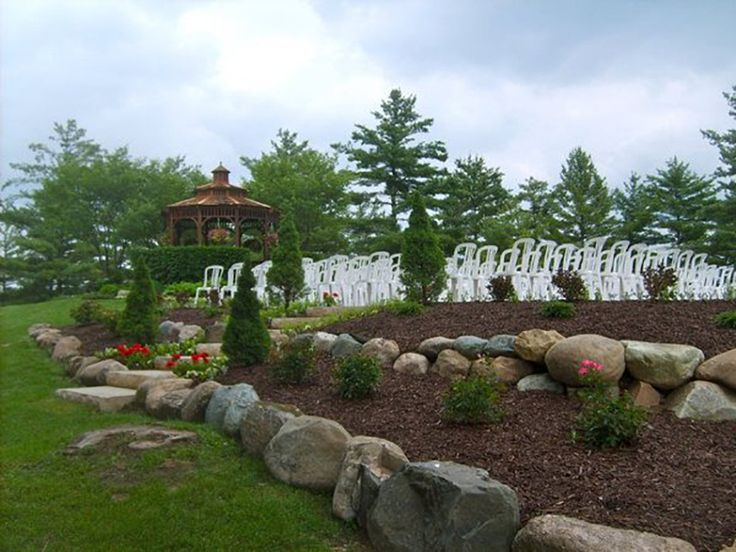 Mystic Creek Gazebo Wedding Outdoor Venue In Milford Michigan Ideas