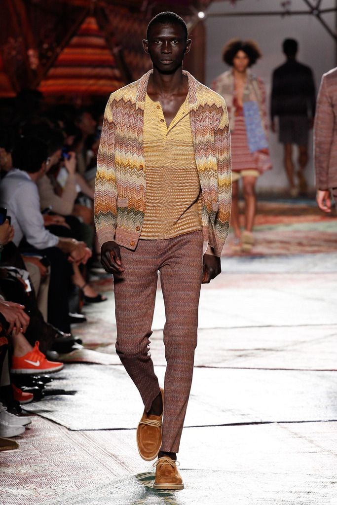 Missoni | Spring 2015 Menswear Collection | Style.com