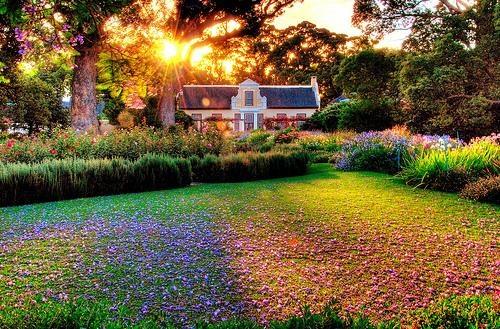 Vergelegen Estate in Somerset West, South Africa. GORGEOUS.