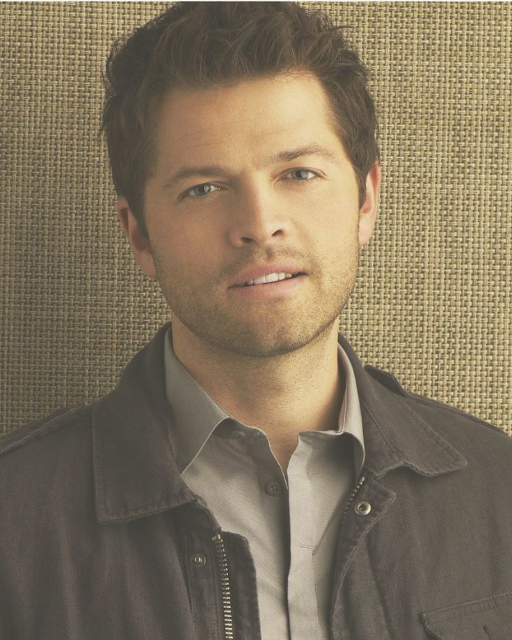 Misha Collins Baby | supernatural Jensen Ackles Misha Collins Jared Padalecki perfect ...