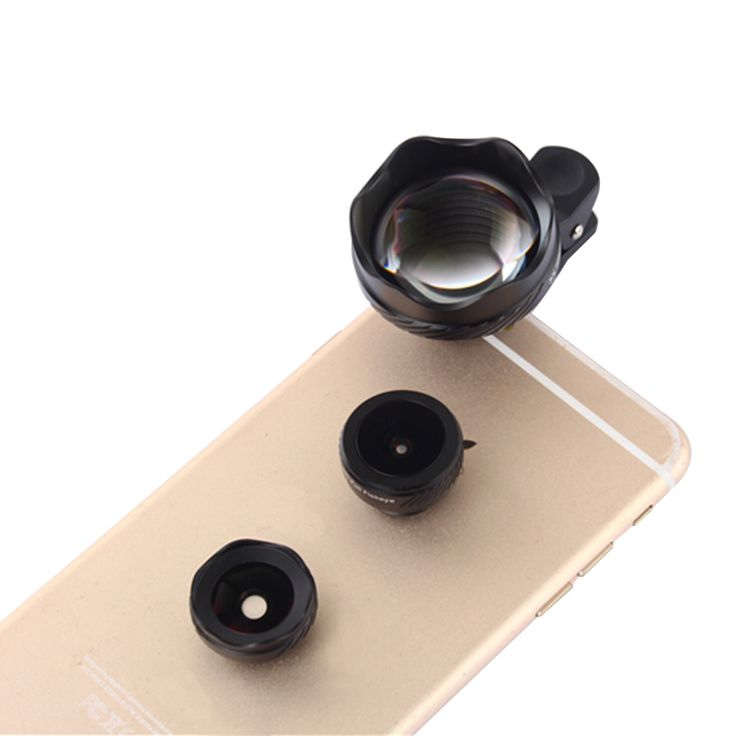 ==> [Free Shipping] Buy Best Schott Glas 3X Telephoto Camera 4in1 Lens Fisheye Lentes Wide Angle Macro Lenses For iPhone 4 4s 5 5s 6 6s 7 Plus Online with LOWEST Price | 32787433898