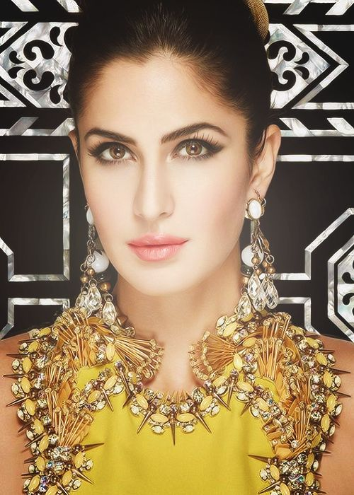jewels adorn Katrina Kaif