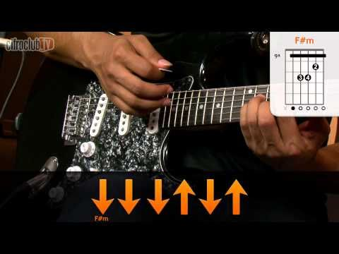 Under The Bridge - Red Hot Chili Peppers (aula de guitarra) - YouTube