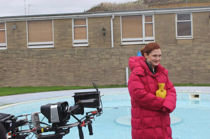 When you are trying to pretend it was summer when really it is October! #bonniewright #nelsonnutmeg