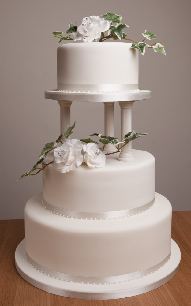 7 Best Images About Wedding Cake With Pillars On Pinterest