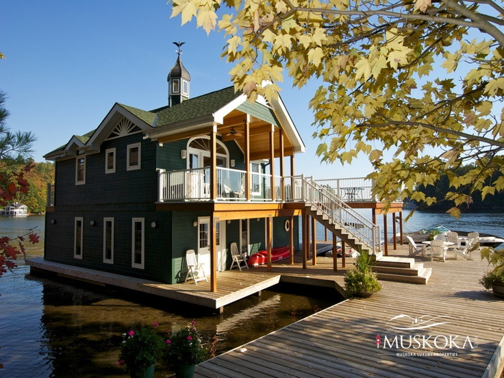 93 best images about Floating Homes on Pinterest | Lakes ...