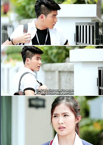 Ugly Duckling Series: Don't #thai #drama