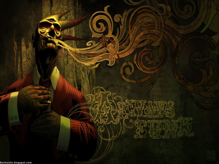 Monsters Wallpaper 03 Art, Creepy backgrounds, Emotional art