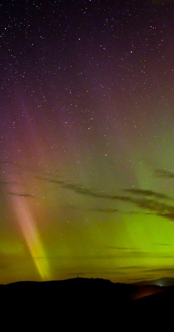 Northern Lights in Scotland, around Aberdeen. How to see Northern Lights, where to see Northern Lights, top tips to finally help you to see Aurora (Northern Lights), Northern Lights Scotland, Iceland, Norway | worldering around