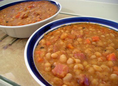 Welcome to the Mystery of Albania: Bean Jahni Soup (Jani me Fasule)