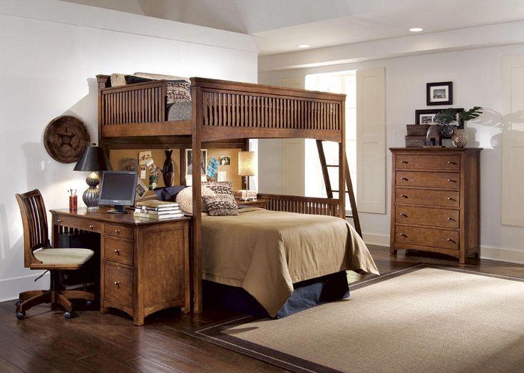 Homemade Full Size Bunk Bed Ideas   Http://www.forskolinslim.com