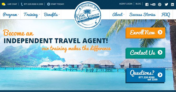 If You Want To Know How To Become A Travel Agent Request