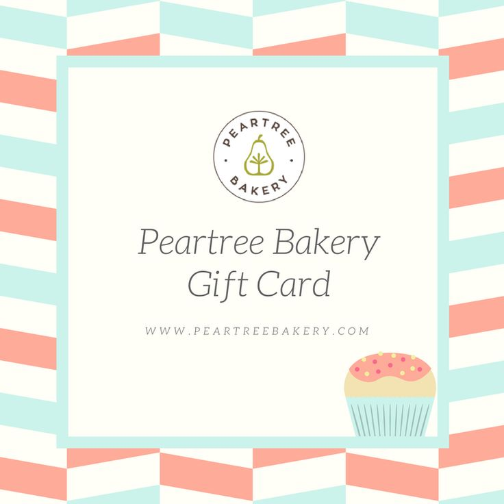 If you don't know what you get your gluten-free friend, why not grab a gift card for Peartree Bakery! // Gluten Free // Baking // Thunder Bay