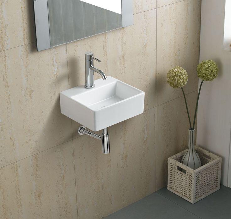 mini waschbecken g ste wc raum und m beldesign inspiration. Black Bedroom Furniture Sets. Home Design Ideas