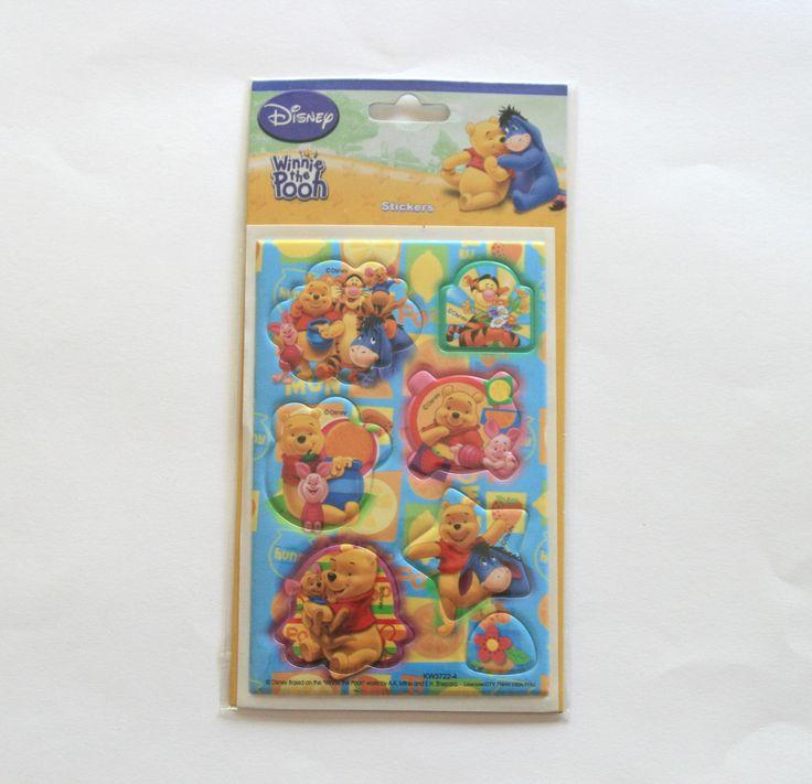 Stickers WINNIE l'Ourson et ses amis n°4 : Stickers, autocollants par boutique-creative-by-c-dona
