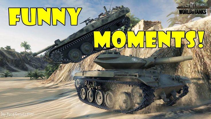 World of Tanks - Funny Moments | Week 3 JUN 2017