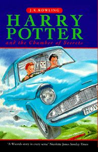 Harry Potter and the Chamber of Secrets-book two of seven