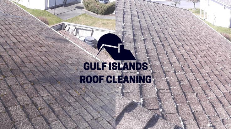 When washed properly, you can clean a shingle roof without