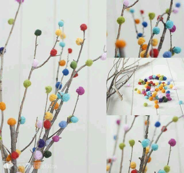 Pict by google  #DIY #yarn #wool #roomdecoration #craft #sukasuka #kreasi #daripadanganggur #benangwol #benang #wol #idekreasi #unik #cantik #forkids #playgroup #TK #toodler #elementaryschool  #SD #juniorhighschool #SMP #seniorhighschool #SMA #jari_lentikku
