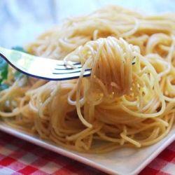 Simple olive oil pasta sauce recipe