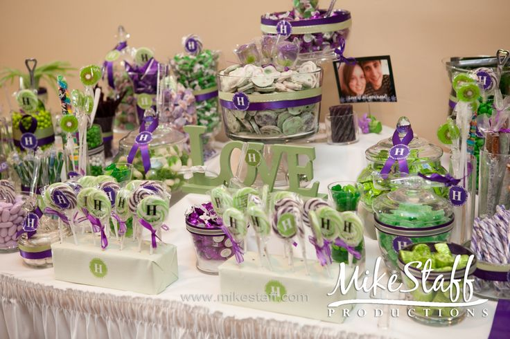 103 Best Images About Baby Shower Green And Purple On Pinterest Green Brid