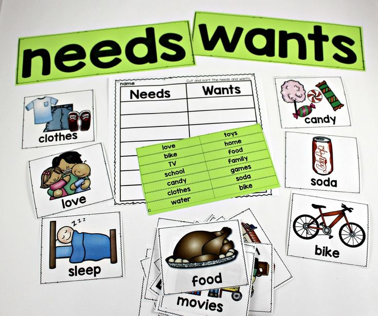 Needs Vs Wants Worksheet Kindergarten on Free The Snail And Whale Workbook Thinking Hat Worksheets