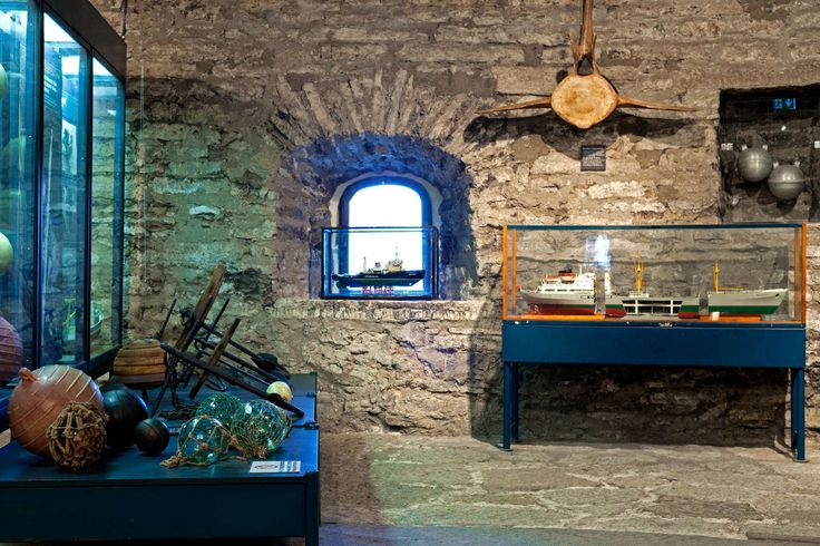This museum dedicated to all sea-faring aspects of Estonia's history is housed in one of Tallinn's fattest cannon towers.