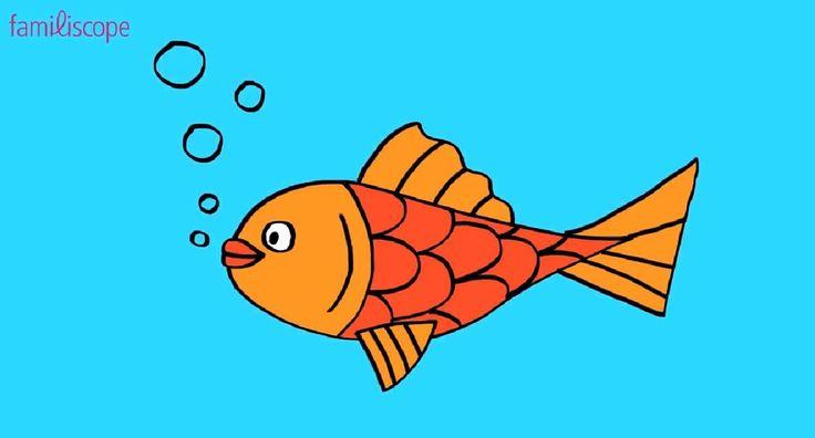 Best 25 comment dessiner un poisson ideas on pinterest - Dessine un poisson ...